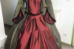 robe deguisement princesse
