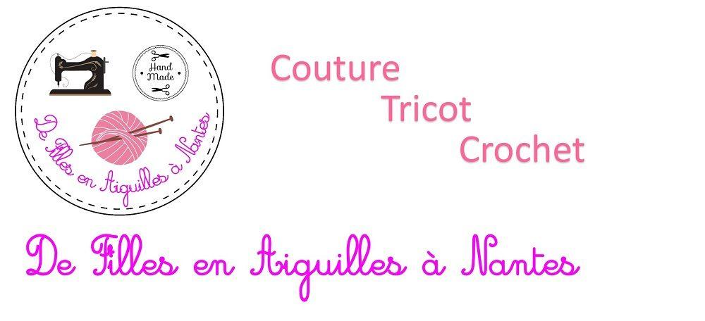 De filles en Aiguilles à Nantes